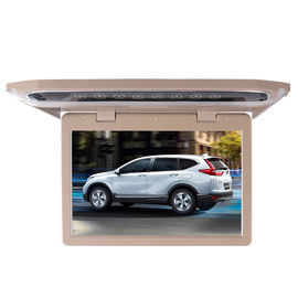 Pemasangan Atap Flip Down Motorized 22 Inch, Car Mounted Monitor